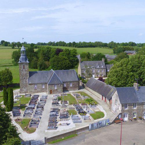 Église de La Beslière