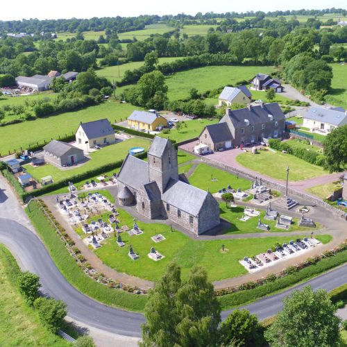 Église de Le Mesnil-Drey